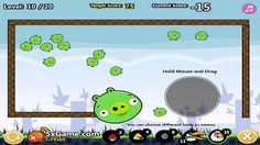 Angry Birds Online Games - Episode Angry Birds Balloon Levels 1-11 - Rovio Games - YouTube