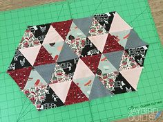 I was inspired by the new Kiss the Cook fabric line for Dear Stella to make a BBQ themed project to use on my patio this summer. ...