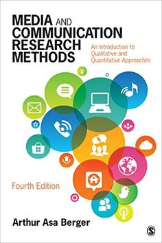Media and Communication Research Methods: An Introduction to Qualitative and Quantitative Approaches by Arthur A. (Asa) Berger http://www.amazon.com/dp/1483377563/ref=cm_sw_r_pi_dp_9niMvb0DEKAFT