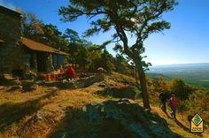 Mount Nebo State Park, AR