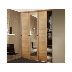 portes coulissantes placard r f pack 2 vantaux v rona. Black Bedroom Furniture Sets. Home Design Ideas