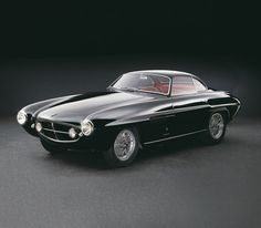 Fiat 8V Supersonic. See our blog on this great car of the 50's on Saturday afternoon of in2motorsports.com