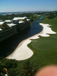 Kiva Dunes is the #1 golf course in Alabama and has top notch rentals.
