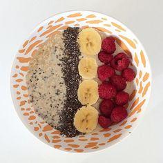 Desayunos con #avena: dime cuánto tiempo tienes para desayunar y te diré cómo preparar la avena