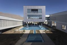 Completed in 2016 in Kordan, Iran. Images by Alireza Behpour   . This museum  intends to exhibit the rich historical heritage of Iranian medicine science and the capabilities of Iranian scientists of this field....