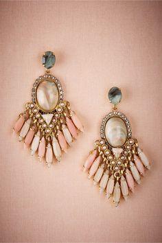 boho wedding earrings | Tunia Earrings from BHLDN