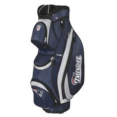 New England Patriots NFL Cart Bag by Wilson.  Buy it @ ReadyGolf.com