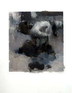 Sophie Jodoin, acrylic, charcoal, and pastel