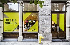 Nike's Soho Pop-Up Shop Is All About Your Boobs