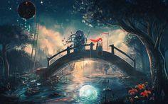 Brilliant Digital Illustrations by Sylar113