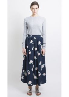 Emma FLOWER WIDE PANTS