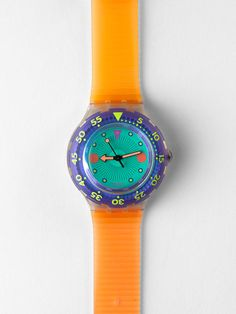 Vintage Swatch Scuba 200 Medusa Watch | Swatch | Watches' All Items | American Apparel