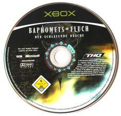 XBOX Baphomets Fluch: Der schlafende Drache Spiel für X-BOX