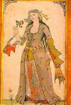16th Century Ottoman Miniature