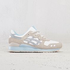 Asics-GEL-LYTE III-White/Light Grey-1445956