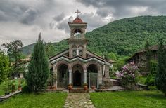 Vrachesh Monastery St. Forty Martyrs, Bulgaria