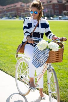 Gal Meets Glam- Presidio Bike Ride
