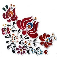 Hungarian Embroidery, Embroidered Towels, Cross Stitch Art, Sister Tattoos, Applique Quilts, Flower Designs, Embroidery Patterns, Couture, Drawings