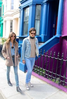 Double Denim | The Trend Pear