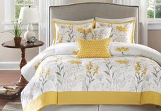 4 Best Wayfair Bedroom Quilts 4 Best Wayfair Bedroom Quilts YOUR bedchamber should be aloof for alone beddy-bye and sex. The ambiance you actualize for your bedchamber can accomplish or Bedroom Sets, Bedroom Colors, Home Decor Bedroom, New Room, Comforter Sets, Floral Comforter, King Comforter, Bed Spreads, Duvet Cover Sets