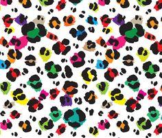 Leopard Print #8 by Ornaart