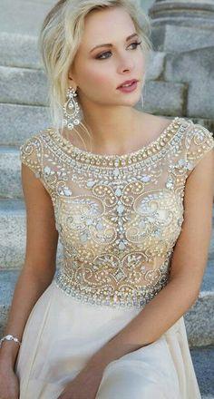 Vestido para una reina.