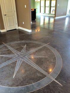 Morrilton AR Concrete Polishing Staining
