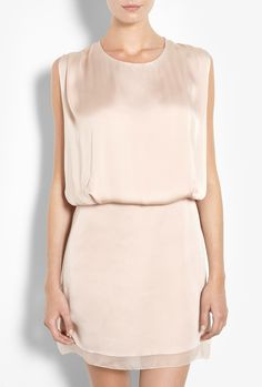 Nude Marlow Dress by Acne