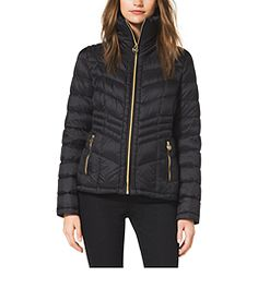 Quilted Nylon Jacket by Michael Kors