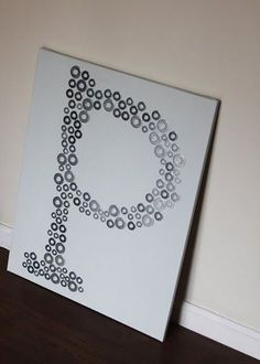 Pocket : How to Turn Washers into Cheap Wall Art