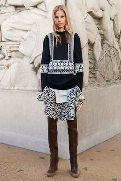 Chloé DEFILES PRE-COLLECTIONS FALL/WINTER 2014-2015