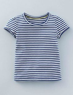 An all-time customer favourite, this super soft, pretty t-shirt has gorgeous detailing and is the perfect outfitting piece for every girl's wardrobe.