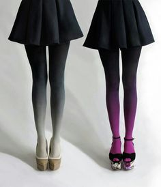 Sltyle woman tights