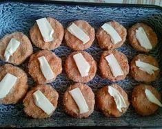 Édesburgonya fasírt fokhagymás mártogatóssal   Vasvári Nikolett receptje - Cookpad receptek