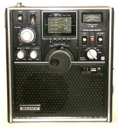 Shortwave Receivers Sony ICF-5800 L