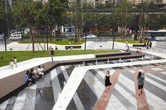 Vanke Xijiu Plaza   Chongqing China   ASPECT Studios