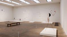 'Alexander Calder: Performing Sculpture' exhibition view at Tate Modern. © Calder Foundation New York/DACS London. Photo: Joe Humphrys