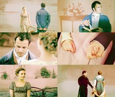 Emma, great movie!     Mr. Knightly is such a gentlemen! He is my favorite gentlemen of all her books. Quite, yet will tell you if you are wrong, sweet and thoughtful and full of quite thoughts.