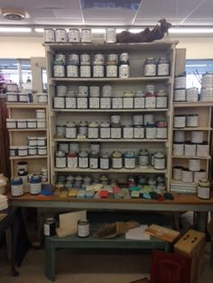 Very Helpful And Friendly Staff! This Is Their Display Of Paint Couture!  The Collection For Furniture. Mooresville, NC