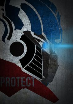 Optimus Prime fanart - Protect