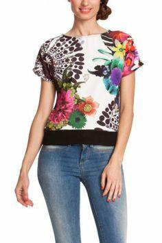 Camiseta Desigual Olex