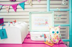 owl girl birthday |