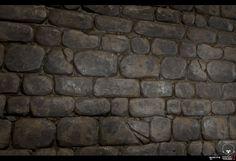 Stone_Wall_Tile_03, Jonas Ronnegard on ArtStation at https://www.artstation.com/artwork/stone_wall_tile_03