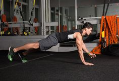 6. High-Plank Bird Dog #abs #workout #exercises http://greatist.com/move/abs-workout-unexpected-moves-that-work-better-than-crunches