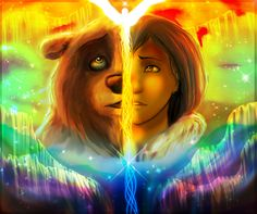 *KENAI ~ Brother Bear, 2003..... by Honeysucle10.deviantart.com on @deviantART