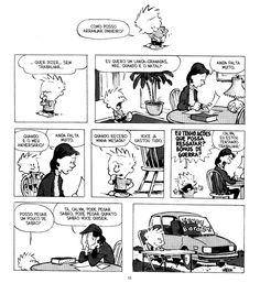 Calvin e Haroldo - E Foi Assim Que Tudo Começou, página 55