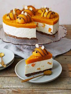 Polish Recipes, Food Cakes, Easter Recipes, No Bake Desserts, Vanilla Cake, Cake Recipes, Cheesecake, Sweets, Kuchen