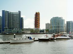 Will Alsop Designs Apartment Tower on Stilts for London's South Bank