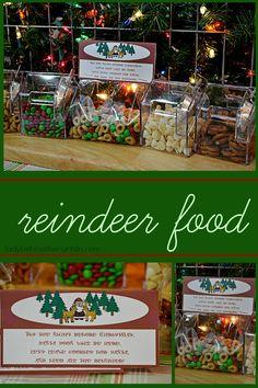 How to make reindeer food free printable reindeer food poem reindeer food a fun activity to do with the kids on christmas eve forumfinder Gallery