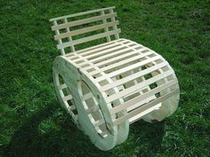 Multifunctional Rocking Chair Converts to Table on http://www.urbangardensweb.com